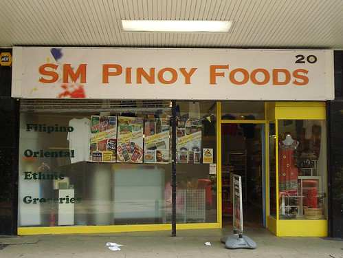 SM Pinoy Foods, St George's Walk, Croydon, London CR0