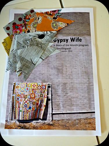 gypsy wife BOM