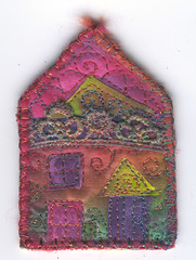 23 -Wee Fabric House
