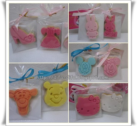 cookies lucu by DiFa Cakes