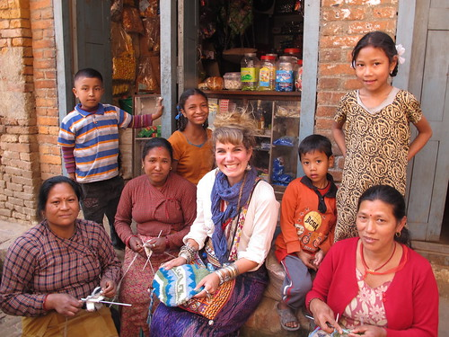 Getting Advice From Locals in Nepal