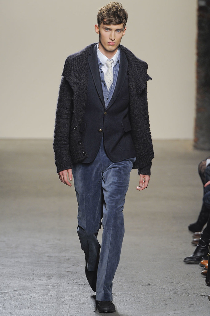 Charlie France3607_FW12 NY Billy Reid(VOGUE)