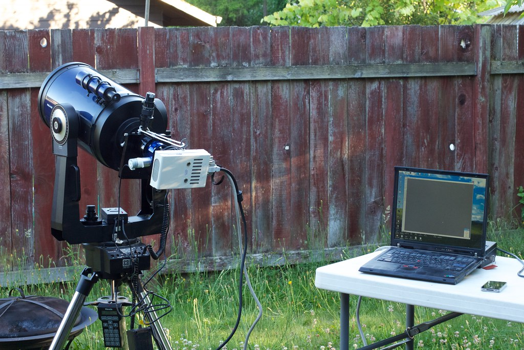 Diy Equatorial Telescope Mount