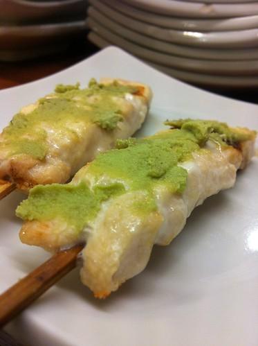 chicken wasabi