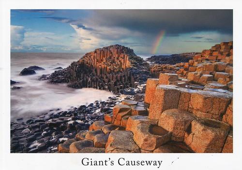 Giant's Causeway and Causeway Coast