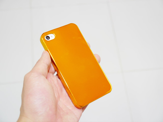 gold iphone case cover