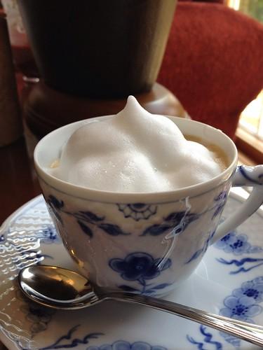 Grandmother' Teacups