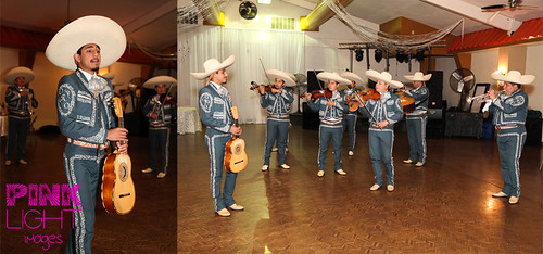 Live Mariachi - Wedding Reception