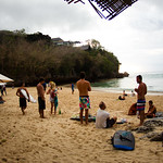 Padang Beach.<br />&lt;p&gt;Photo by: Hamish&lt;/p&gt;