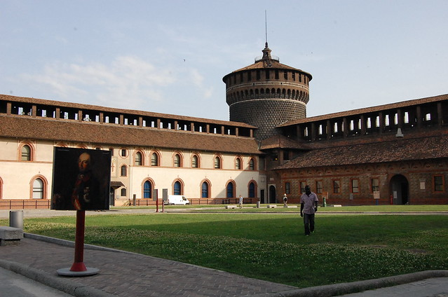 Sforza Castle 2