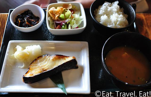 Oto-Oto Izakaya Japonaise- Monrovia, CA: Cod Fish
