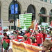 Nurses Join Rally to Ends AIDS With a Robin Hood Tax