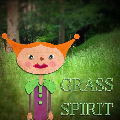 Grass spirit by helencarter1001