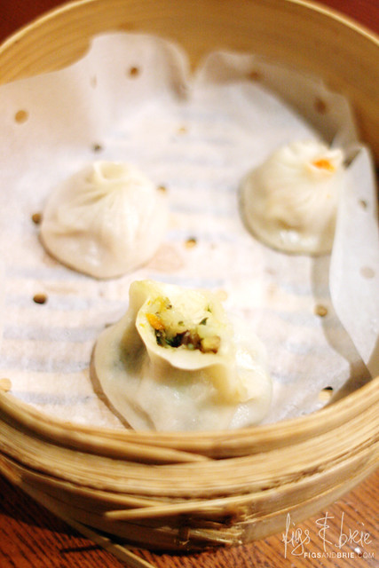 Mix Steamed Dumplings, New Shanghai
