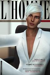 L'HOMME Aug/Sept 2012
