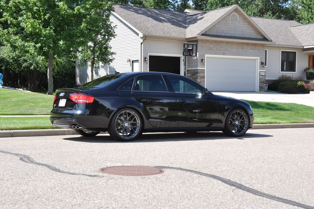 b8 s4 modified wheels amp suspension gallery thread   page 20