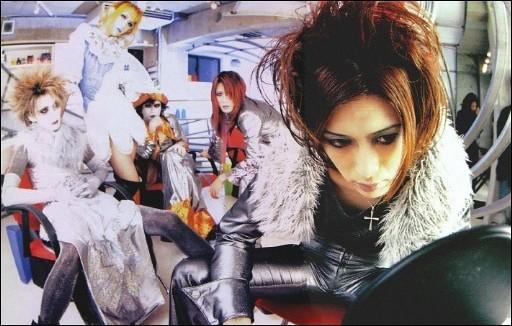 Rock no Japão - Malice Mizer: a História!
