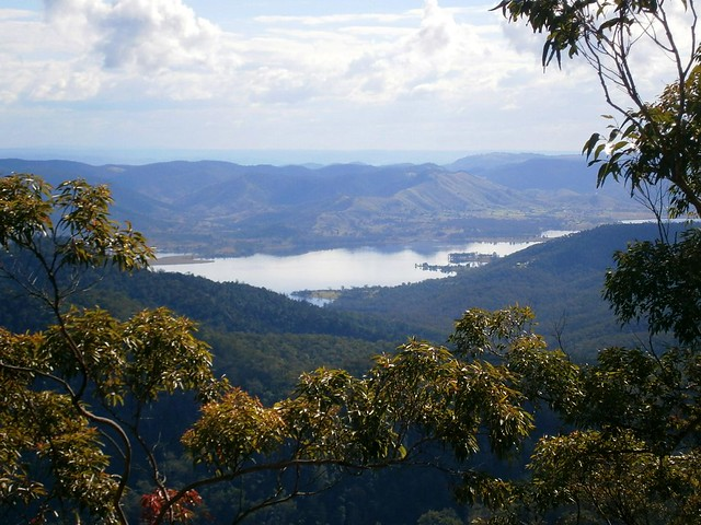 Somerset Lookout, Mount Mee
