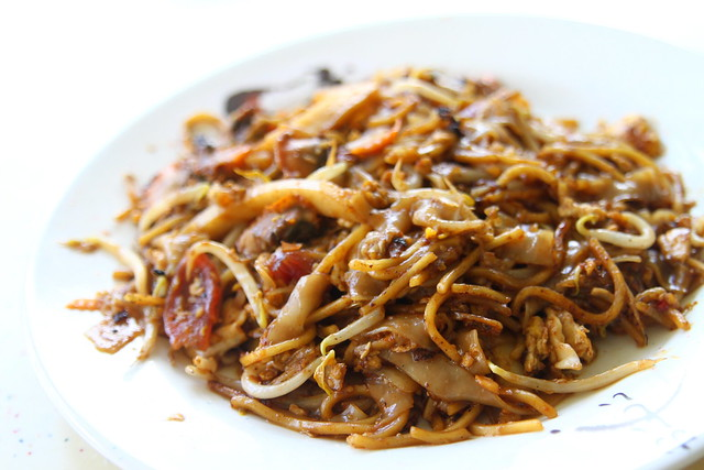 Tiong Bahru Market: Tiong Bahru Char Kway Teow