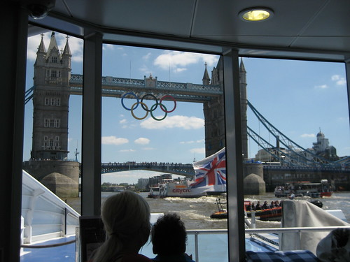 Tower Bridge rings