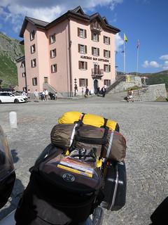 Passhöhe Gotthard