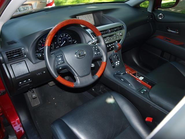 2011 Lexus RX350 6