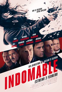Indomable cartel película