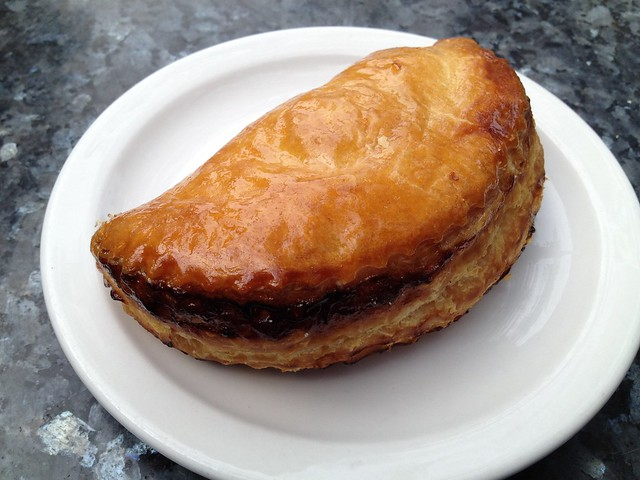 Apple turnover - Cafe Flore