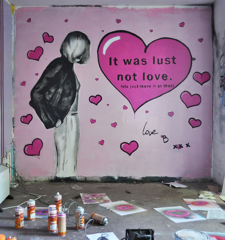 It was lust not love