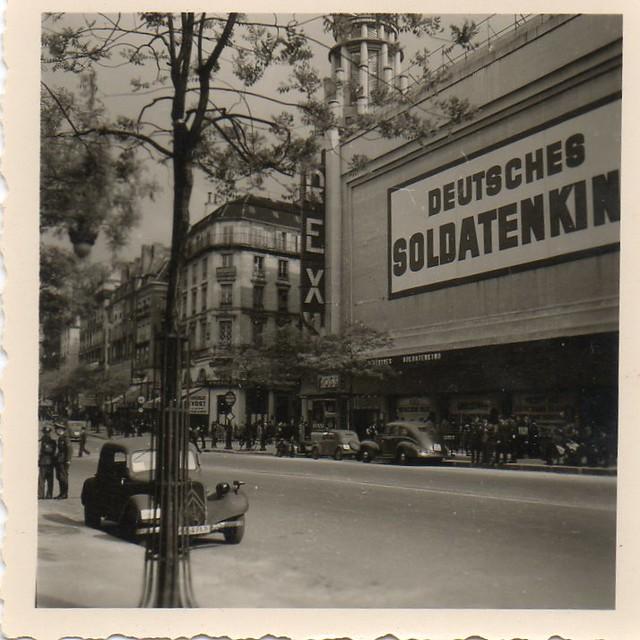 Soldatenkino (Rex 1 Cinema) Paris