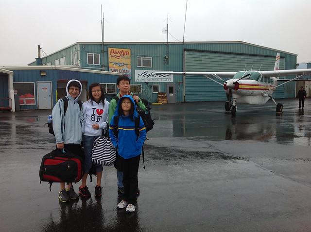 King Salmon airport