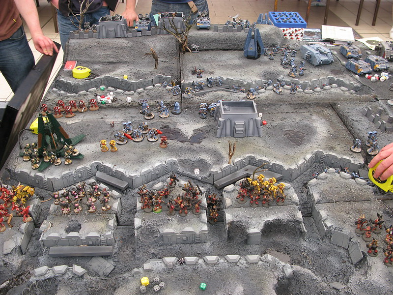 Borders Battle Bunker - WH40K (6)
