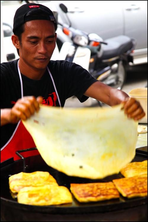 murtabak-seller