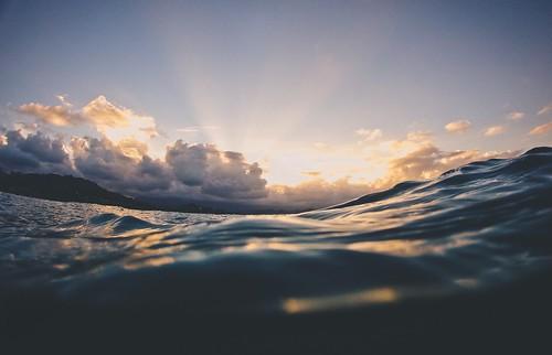 無料写真素材, 自然風景, 海