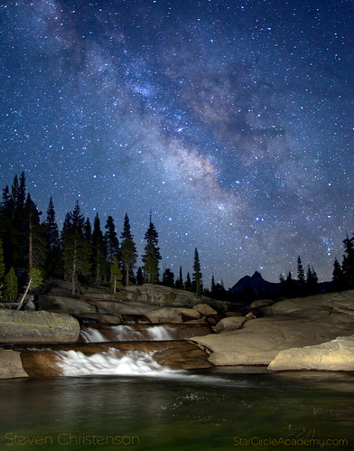 Cascade of Stars [C_049409+12]