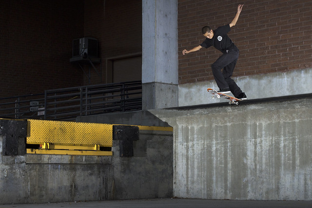 Sean Murphy / bs tail