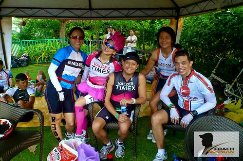 Ironman 70.3 Philippines: Relayists