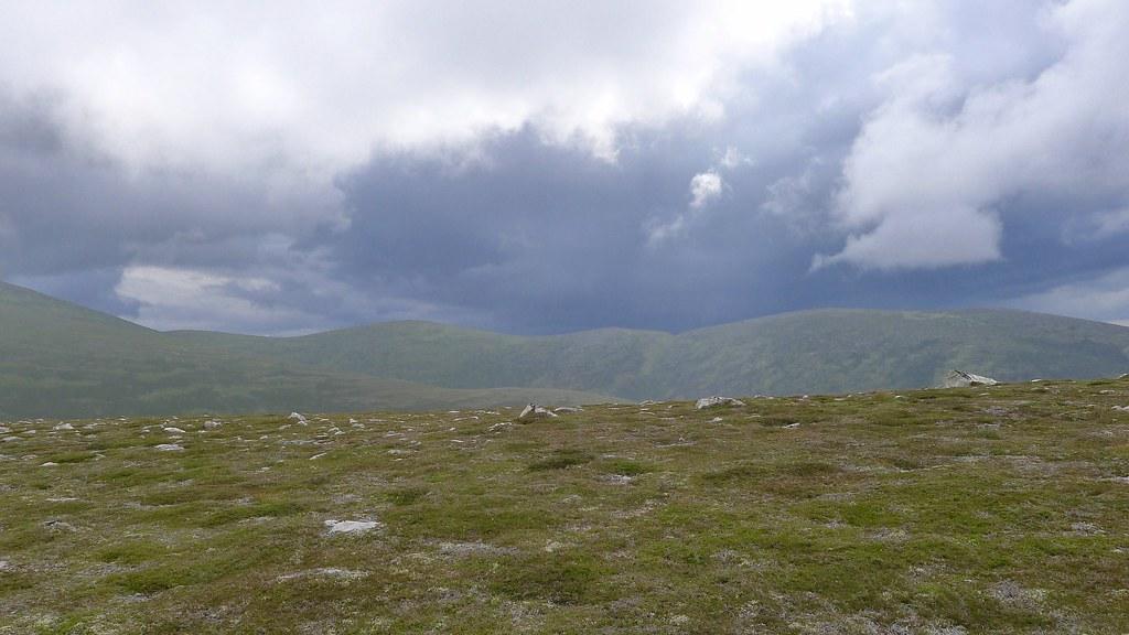 Dark clouds gather