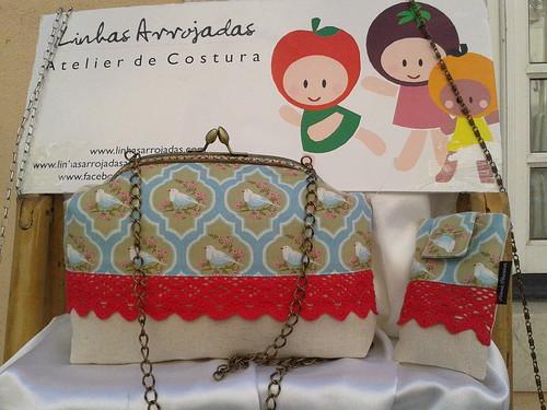 Nova Clutch Linhas Arrojadas by ♥Linhas Arrojadas Atelier de costura♥Sonyaxana