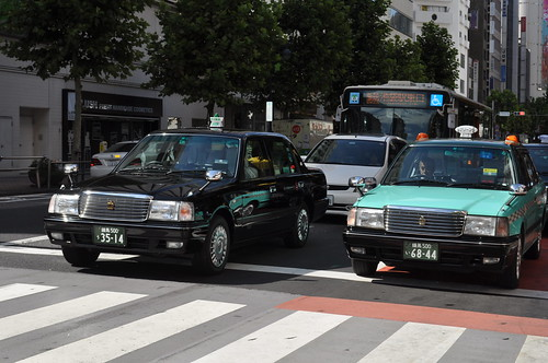 Toyota CROWN COMFORT Taxi