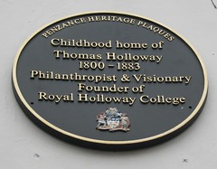 Photo of Black plaque number 11252