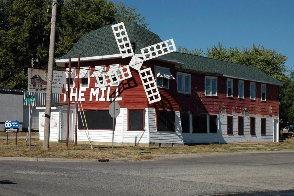The Mill Restaurant, Lincoln, IL