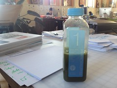 Juice cleansing Purium Cleanse