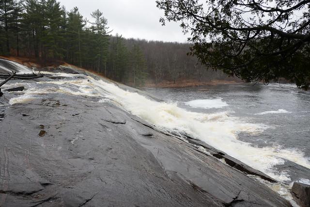 Lampson Falls, Clare, NY