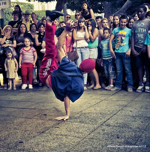 Street Dancer by Alfredo Romero Fotografias 