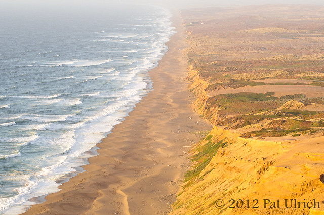 The Great Beach in Point Reyes National Seashore