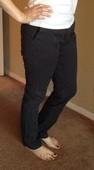 Pants Refit - After