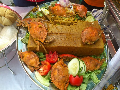 What do ghanaians eat jeffery a adjei for Authentic african cuisine from ghana