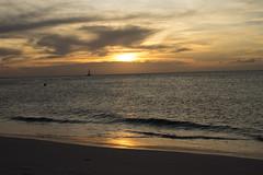 Sunset, Eagle Beach, Aruba