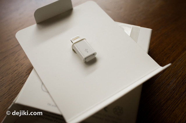 The Micro USB Adapter
